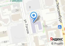 Компания «Уралточприбор» на карте