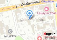 Компания «Инсар» на карте