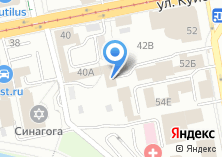 Компания «Верда» на карте