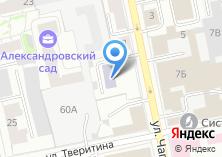 Компания «Детская художественная школа №2 им. Г.С. Мосина» на карте