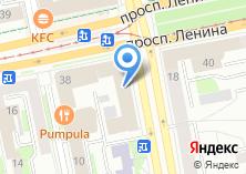 Компания «Электронный муниципалитет» на карте