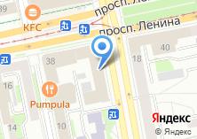 Компания «Банкомат КБ ЛОКО-Банк» на карте