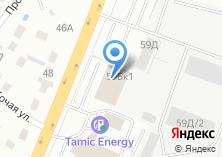 Компания «АСМОТО» на карте