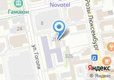 Компания «МКП-Транс» на карте