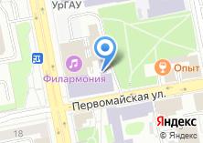 Компания «Учебный театр» на карте