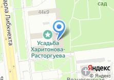 Компания «Одаренность и технологии» на карте