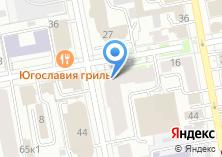 Компания «ССТВ-Урал» на карте