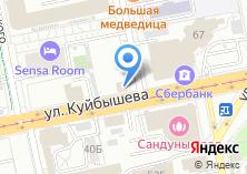 Компания «Машина & Времени» на карте