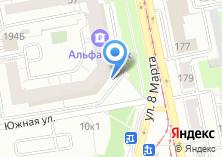 Компания «АПС Концепт» на карте