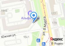 Компания «Пластэк-Урал» на карте
