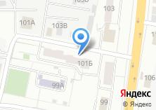 Компания «Химтрейдинг-Урал» на карте