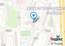 Компания «Евразийский расчетный центр» на карте