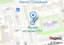 Компания «Центральная служба гражданской безопасности» на карте