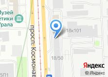 Компания «СКМ-МЕБЕЛЬ» на карте