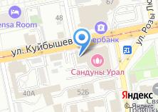 Компания «ВосемьПятерок.рф» на карте
