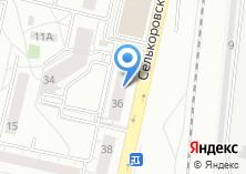 Компания «Строящийся жилой дом по ул. Селькоровская» на карте