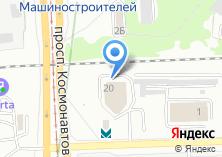 Компания «Информационно-методический центр по экспертизе» на карте