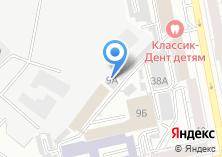 Компания «Грезы шофера» на карте