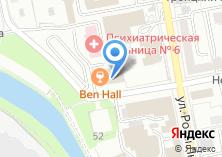 Компания «МЕНОКОМ» на карте