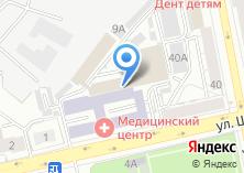 Компания «Nadin» на карте