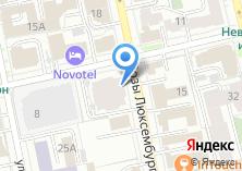 Компания «Промтехмаш» на карте