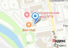 Компания «Альянс Трейд Урал» на карте