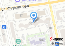 Компания «Листик и Партнеры-Екатеринбург» на карте