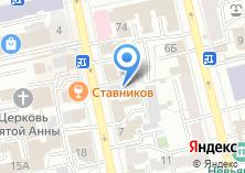Компания «Автоаудиомастер» на карте