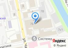 Компания «Тродат Екатеринбург» на карте