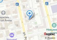 Компания «Региональная общественная приемная Медведева Д.А. в Свердловской области» на карте
