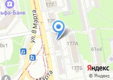 Компания «Очкофф» на карте
