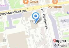 Компания «ДОРОГИ УРАЛА» на карте