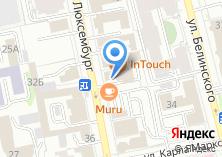 Компания «Свердловская областная федерация волейбола» на карте