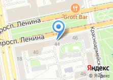 Компания «Третий этаж» на карте