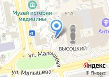 Компания «Инвестком» на карте