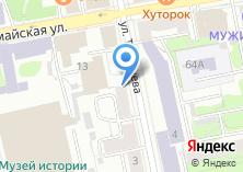 Компания «Общественная приемная депутата Законодательного Собрания Свердловской области Норицин А.Н.» на карте