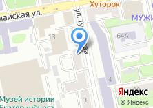 Компания «Общественная приемная депутата Государственной Думы ФС РФ Александра Буркова» на карте