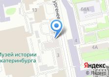 Компания «ЕКопи» на карте