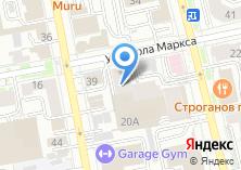 Компания «Berloni Tonin» на карте