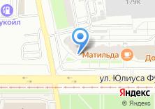 Компания «Новофомино» на карте