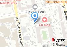 Компания «Avtokreslaopt.ru» на карте