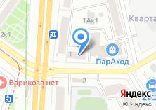 Компания «Phone service» на карте