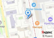Компания «Екатеринбург» на карте