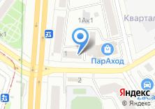 Компания «ЮВЕКА-Ломбард» на карте