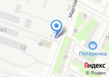 Компания «МК ГРУПП» на карте