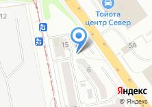 Компания «СтройТерминал» на карте