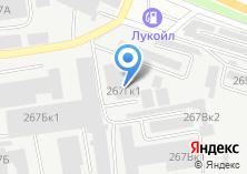 Компания «ЛВИ-Урал» на карте