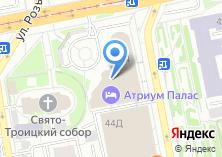 Компания «Финикс-М» на карте