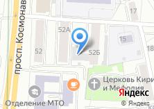 Компания «Энергоресурс-ЕК» на карте