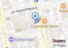 Компания «IndRa» на карте